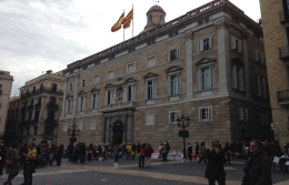 One of the Barcelona mayor's office buildings will be subject to serious restoration
